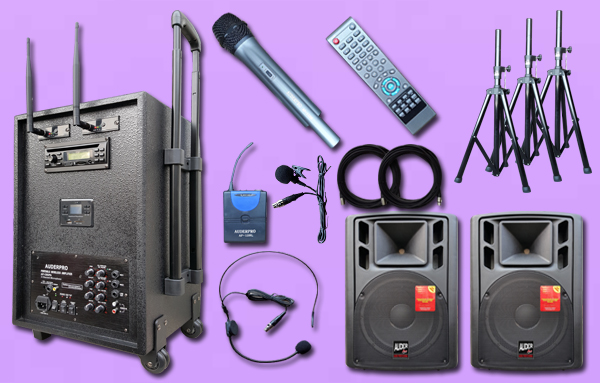 e5-portable-wiireless-auderpro-ap1282pa-dvd-usb-sound-system-meeting-amplifier-2-speaker-aktif-ap112a-12-inch