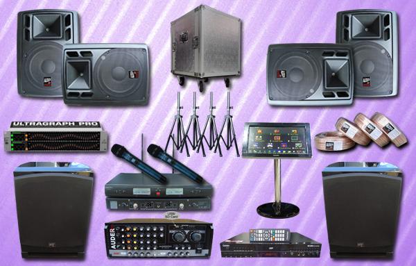 paket 1B karaoke mesin lagu