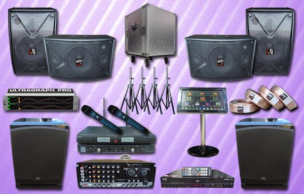 paket 1C karaoke mesin lagu