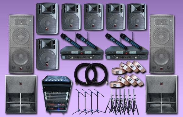 paket audio platinum 1