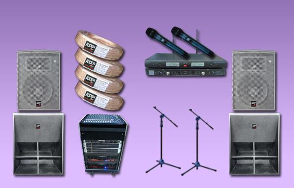 paket audio platinum 5