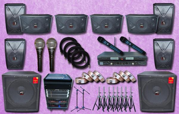 paket sound system premium 6