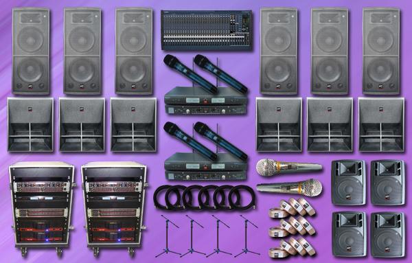 sound system lux 1