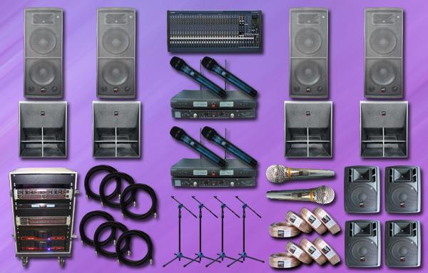 sound system lux 4