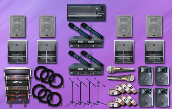 sound system lux 5