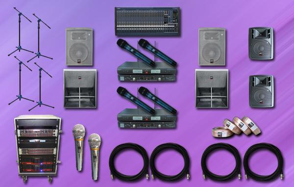 sound system lux 7