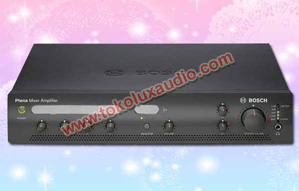 Bosch mixer amplifier ple-1ma120eu