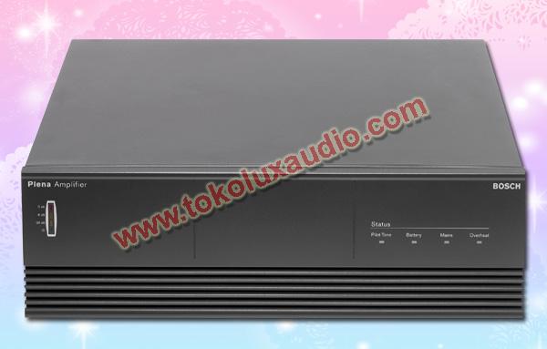 Bosch plena power amplifier booster pln1p1000