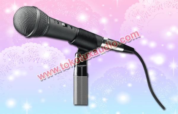 Bosch unidirectional handheld microphone lbc2900