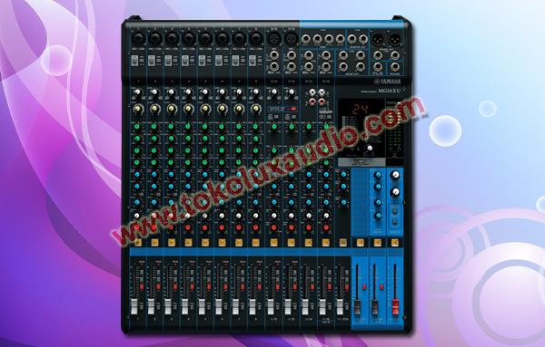 Mixer YAMAHA MG-16XU