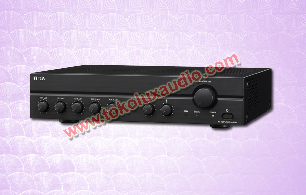 ampli toa za 2240 toko jual aneka sound system terlengkap. Black Bedroom Furniture Sets. Home Design Ideas