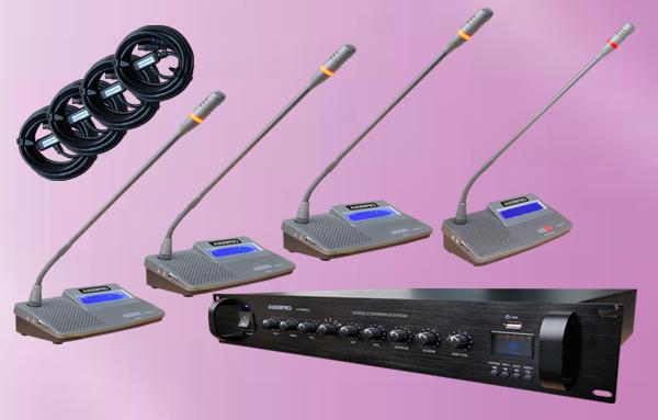 conference kabel P10 auderpro 15 mic